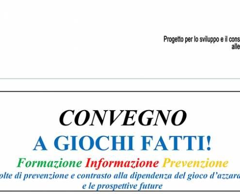 Convegno 24 maggio Milano